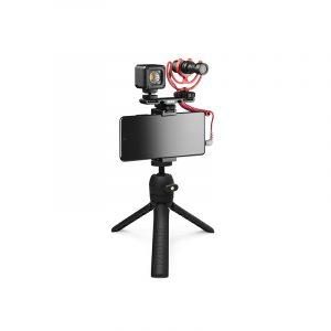 Micro thu âm vlogger rode vlogger kit universal